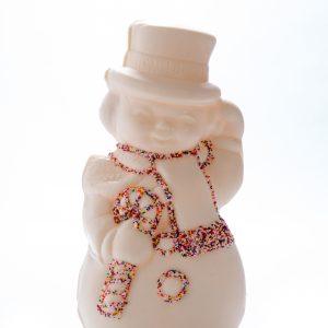 1 Ft. Hollow Chocolate Snowman