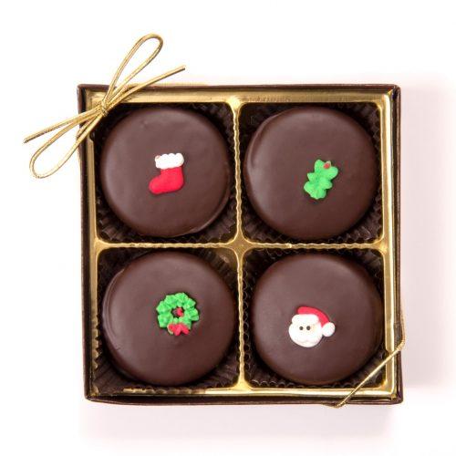 Chocolate Covered Oreo Square Box