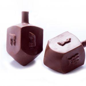 Chocolate Dreidel