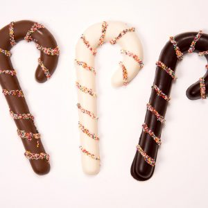 Chocolate Holiday Candy Cane