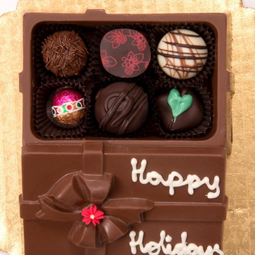 Chocolate Truffle Box