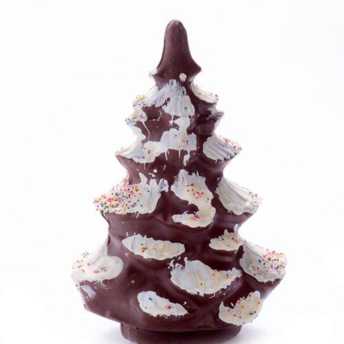 Hollow Chocolate Christmas Tree
