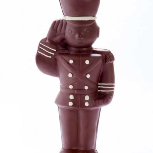 Solid Chocolate Toy Soldier