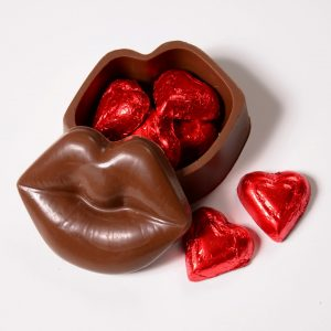 "Chocolate ""Lips"" Box"