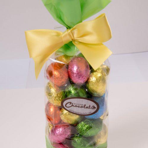 Bag of Chocolate Easter Eggs