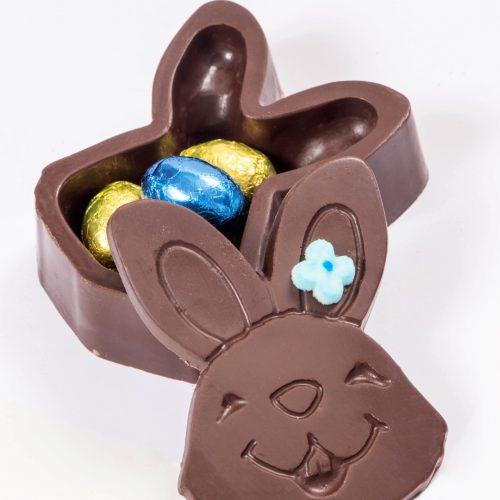 Chocolate Easter Bunny Box