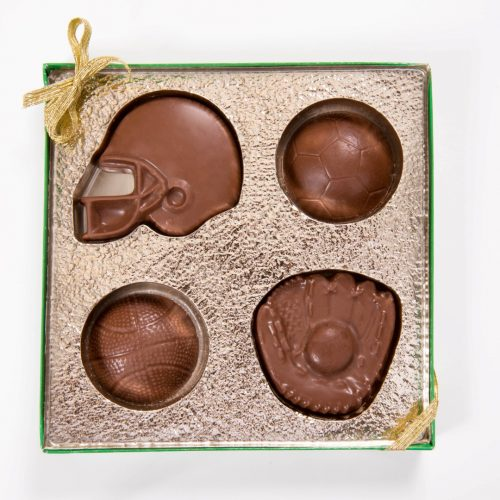 Father's Day Chocolate Sports Kit