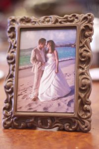Chocolate Picture Frame (Edible Photo)
