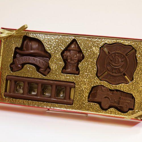 Chocolate Fireman Kit
