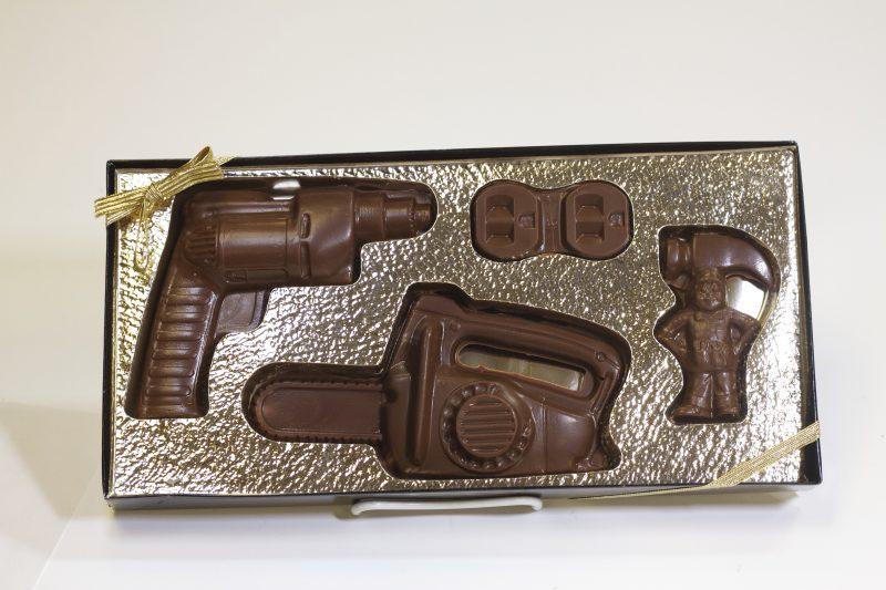 Chocolate Handyman Kit