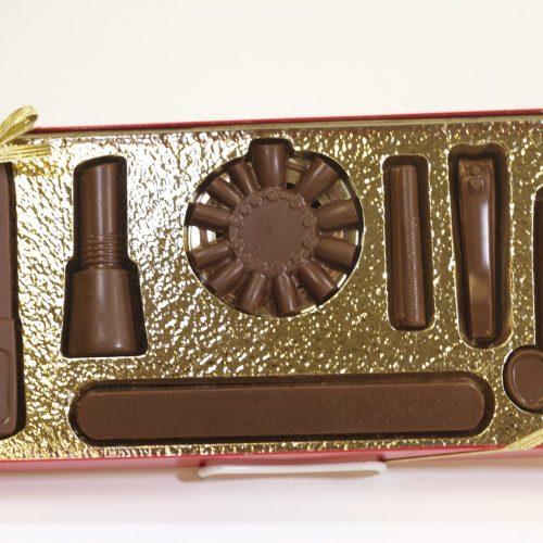 Chocolate Manicure Kit