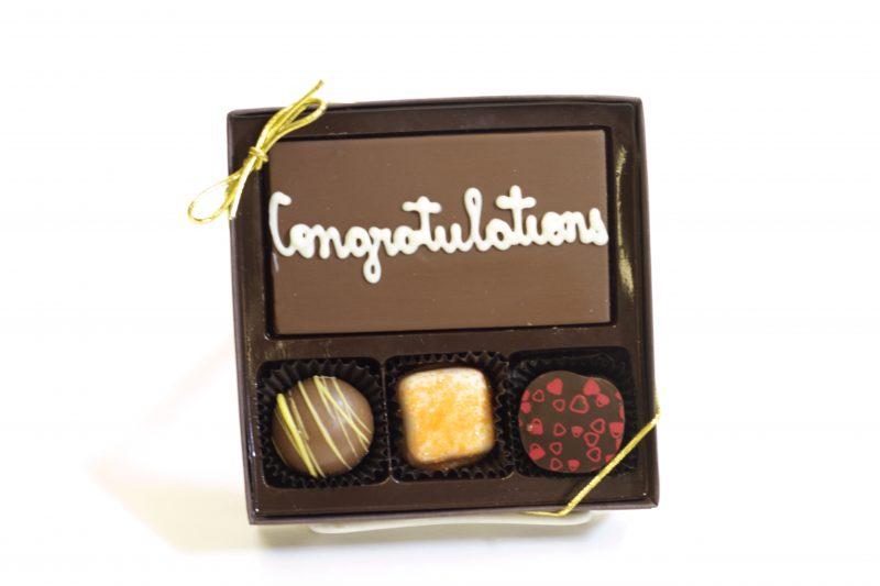 Personalized Chocolate Logos
