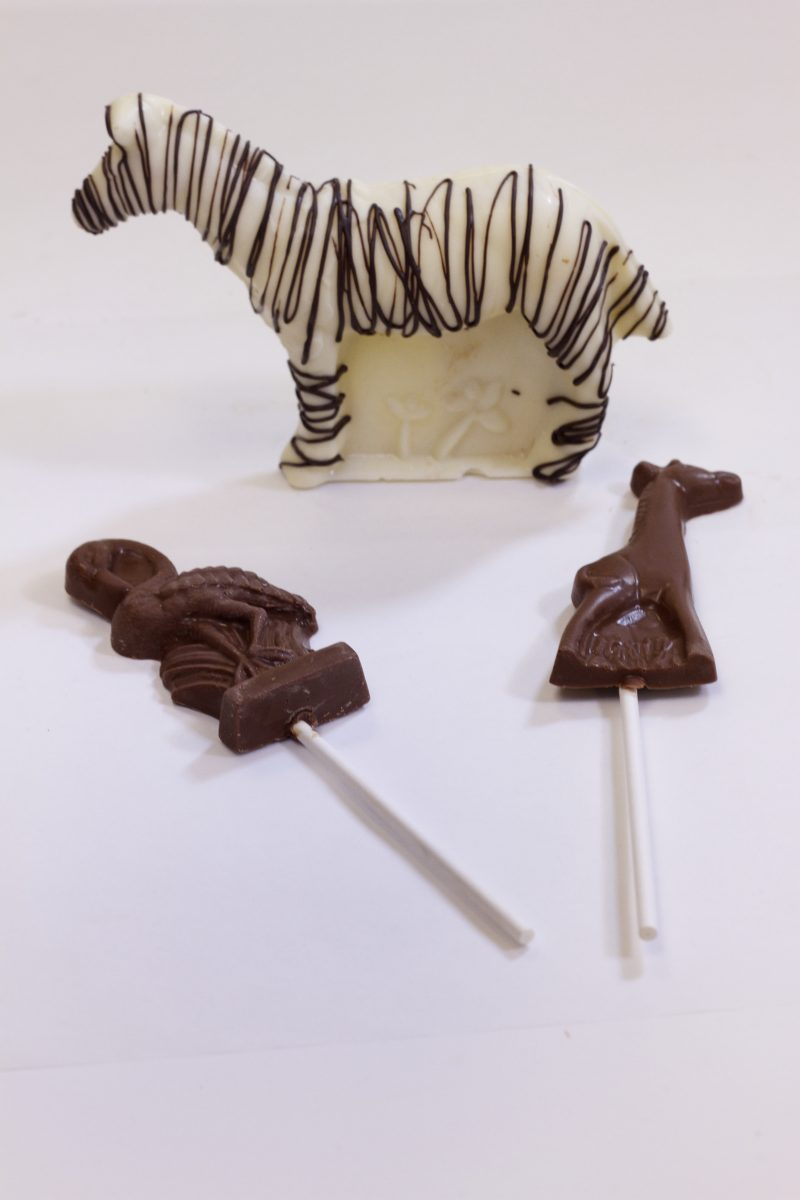 Chocolate Baby Shower Gifts