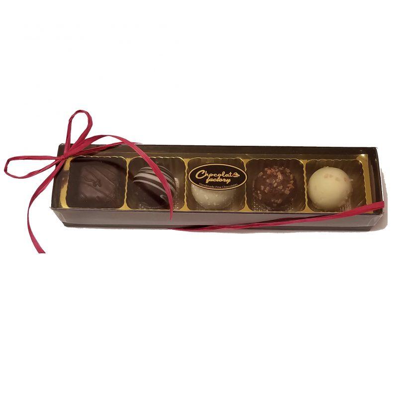 Valentine Assorted Chocolate Small Truffle Gift Box