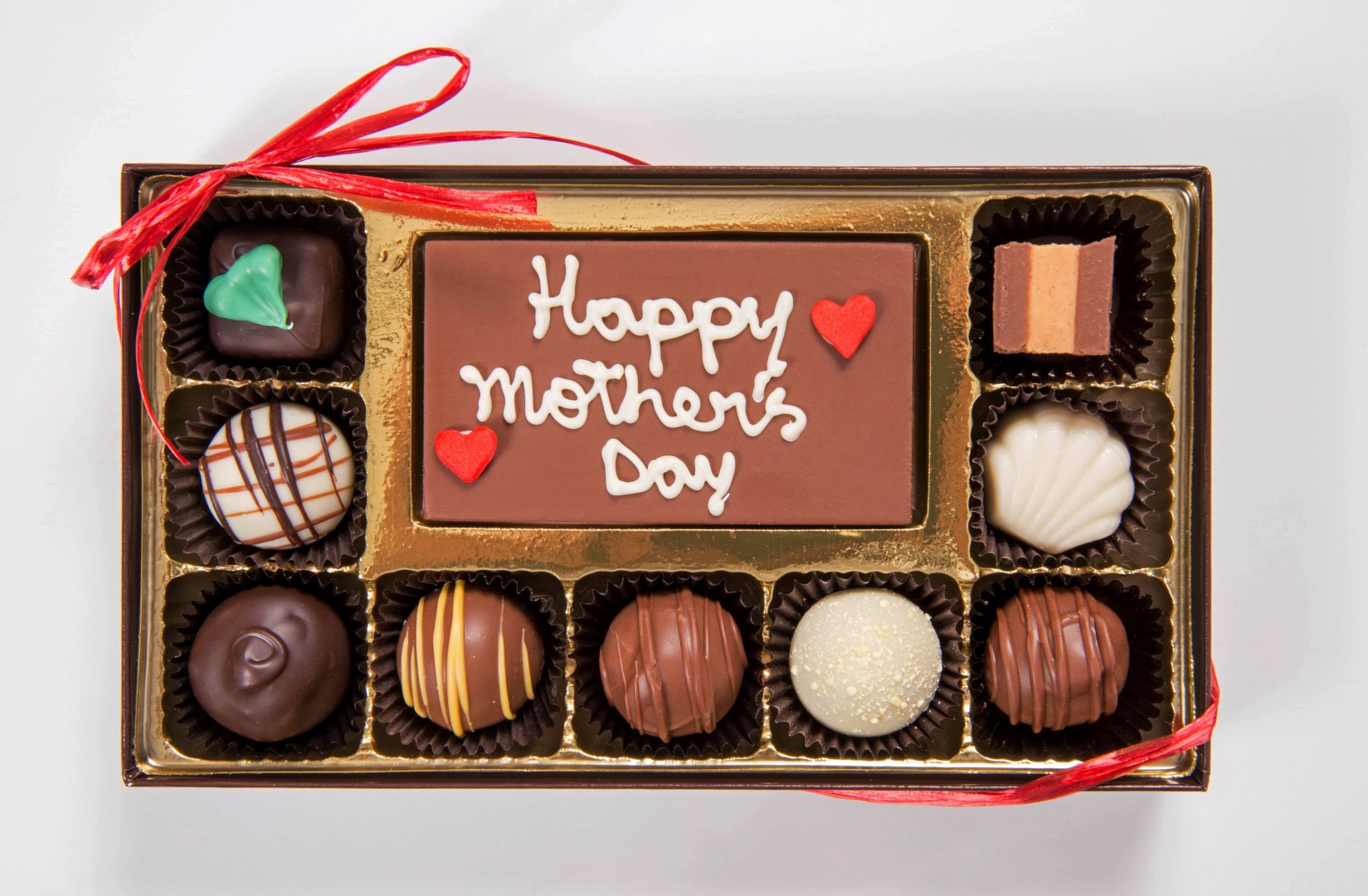 Mothers Day Assorted Truffle Message Box - Medium