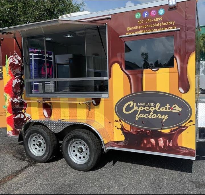 Maitland Chocolate Food Truck